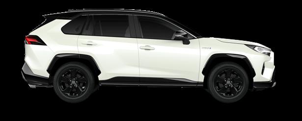 RAV4 Hybrid Passion X-Sport 4x4