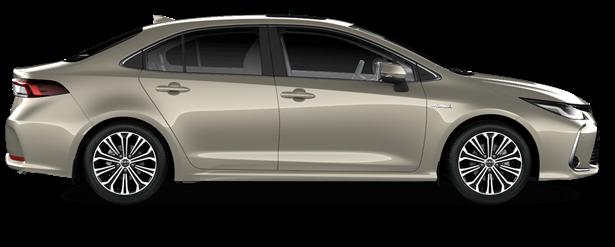 Corolla Hybrid Passion X-Pack -