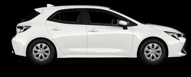 Corolla Hatchback TERRA Hatchback 5 dyer