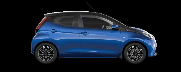 Aygo X-CLUSIV Hatchback 5 Dyer