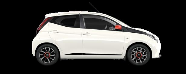 Aygo X-STYLE Hatchback 5 Dyer